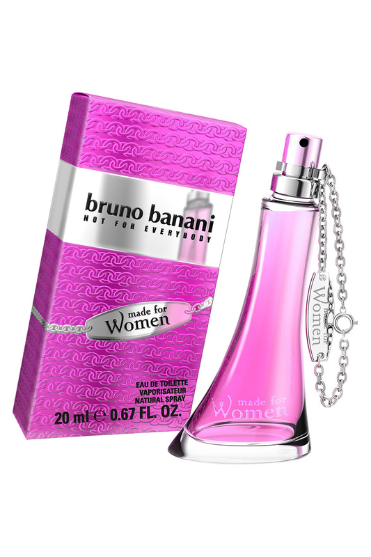 Made For Woman EDT 20 мл Bruno Banani Made For Woman EDT 20 мл туника leshar 8 марта женщинам