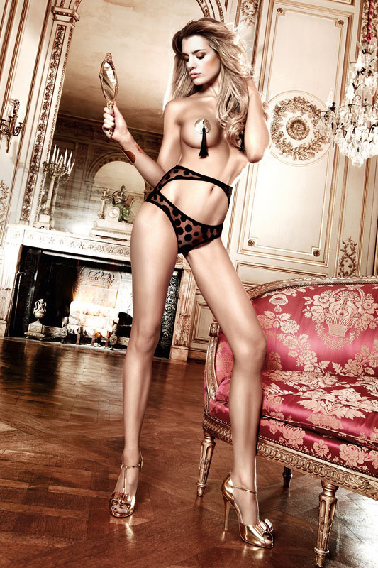 Трусики Baci-Lingerie Black Label CollectionТрусики