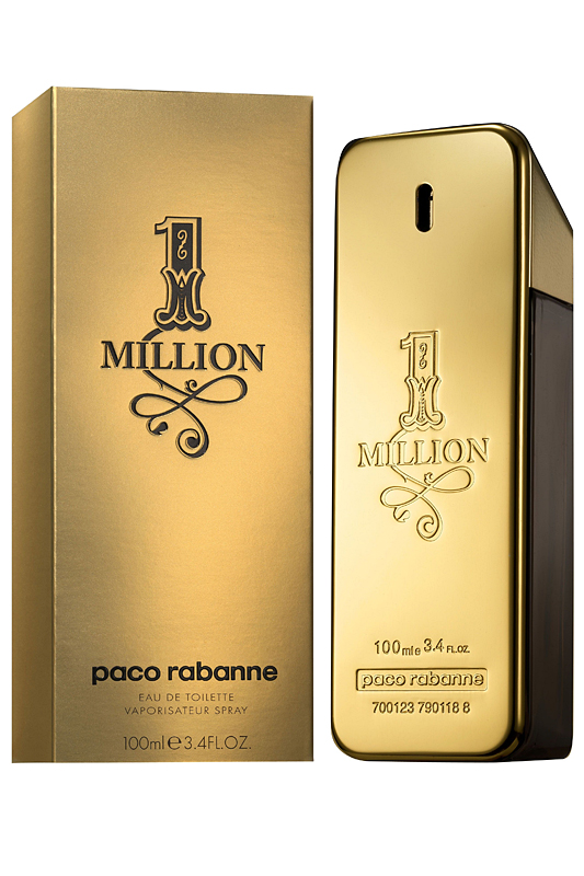 1Million EDT, 100 мл Paco Rabanne 1Million EDT, 100 мл