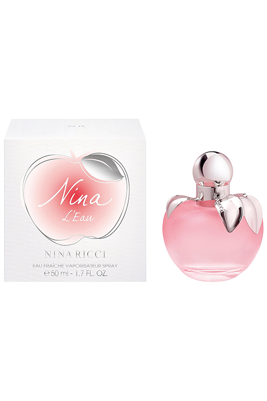 Nina L`eau EDT, 50 мл Nina Ricci Nina L`eau EDT, 50 мл himabm 1 pcs natural jade egg for kegel exercise pelvic floor muscles vaginal exercise yoni egg ben wa ball