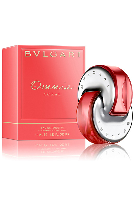 Omnia Coral EDT, 40 мл Bvlgari Omnia Coral EDT, 40 мл блок питания chieftec 550w gpa 550s
