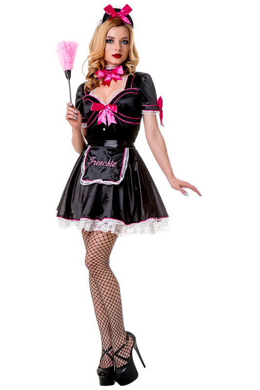 Костюм Frenchie kiss Le Frivole Costumes Костюм Frenchie kiss костюм горничной shamika set s m
