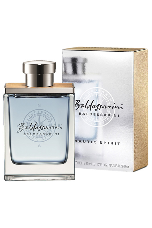 Nautic Spirit EDT, 90 мл Baldessarini Nautic Spirit EDT, 90 мл лак для ногтей тон 19 bell