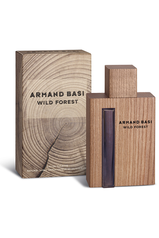 Wild Forest 90 мл Armand Basi 95029