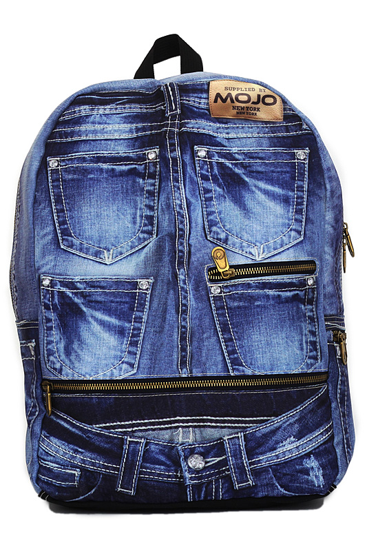 Рюкзак Denim Jeans BP MOJO PAX43 х 30 х 16 см