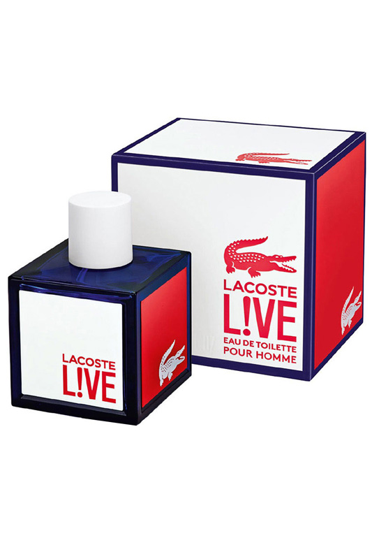Lacoste Live EDT, 40 мл Lacoste Lacoste Live EDT, 40 мл bl1840 electric drill battery 18v 4000mah for makita 194205 3 194309 1 bl1845 bl1830 bl1445 bl1460 18v 4 0ah li ion battery