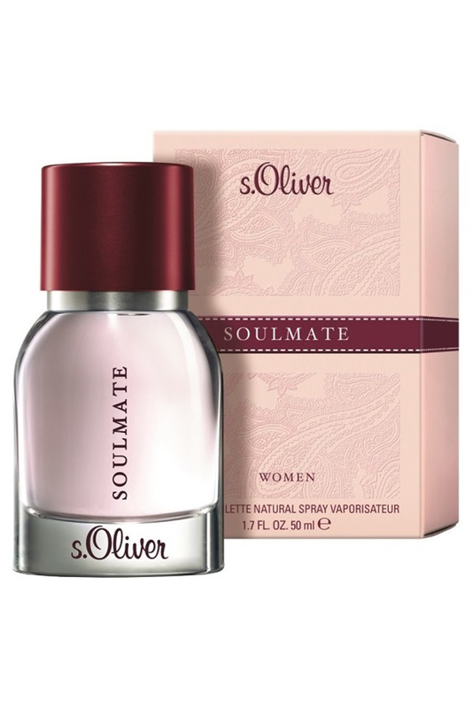Soulmate Woman EDT, 50 мл S Oliver Soulmate Woman EDT, 50 мл energizing woman edt 30 мл mexx energizing woman edt 30 мл