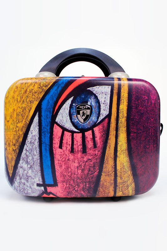 Бьюти-кейс CERON Blue Gold