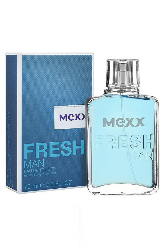 Fresh Man EDT 30 мл Mexx Fresh Man EDT 30 мл сандалии messeca