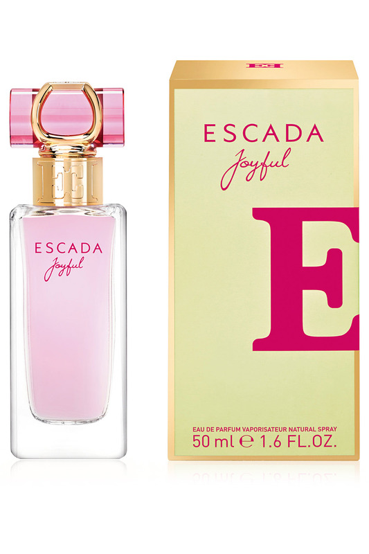 Escada Joyful EDP 50 мл Escada 8 марта женщинам escada joyful edp 30 мл escada escada joyful edp 30 мл