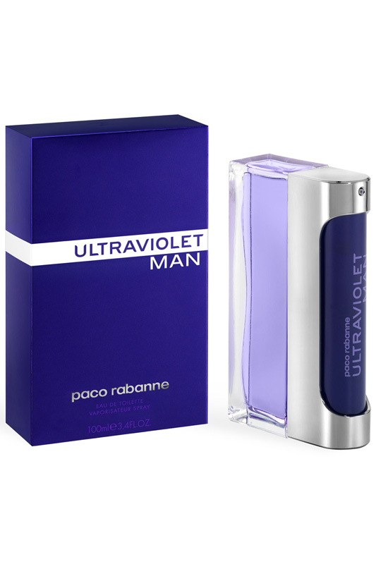 Ultraviolet Man EDT, 100 мл Paco Rabanne 3349666010518