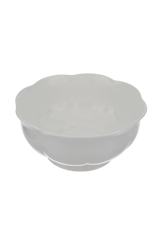 Салатник 20 см White Royal Bon China Салатник 20 см White кружка суповая 675 мл ens 8 марта женщинам