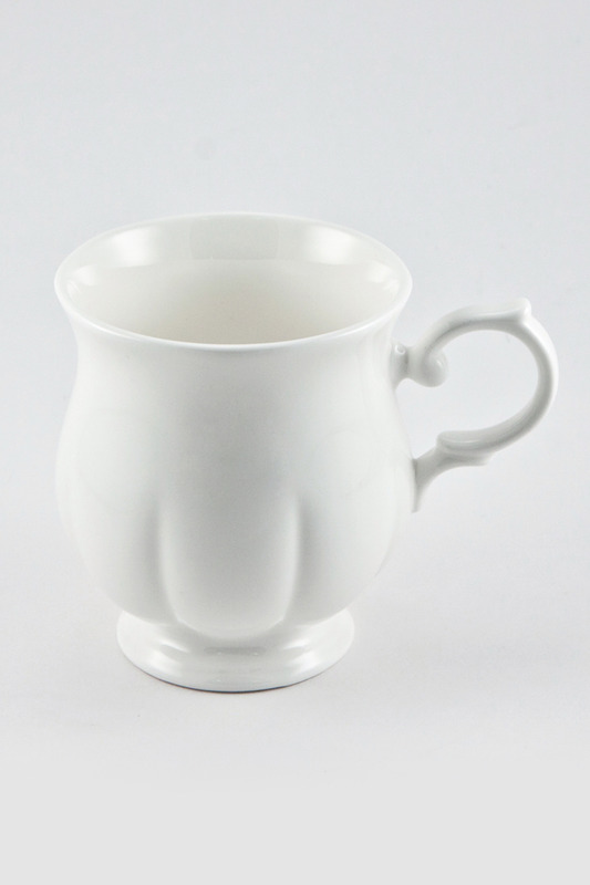 Кружка 220 мл White Royal Bone China