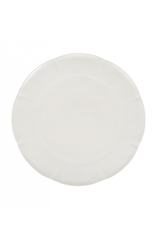 Блюдо для торта 32 см White Royal Bone China