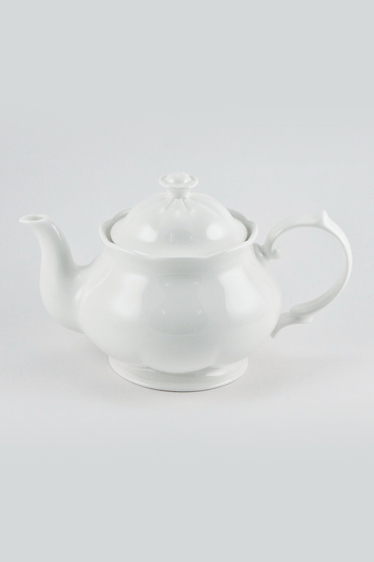 Чайник 0,5 л White Royal Bone China