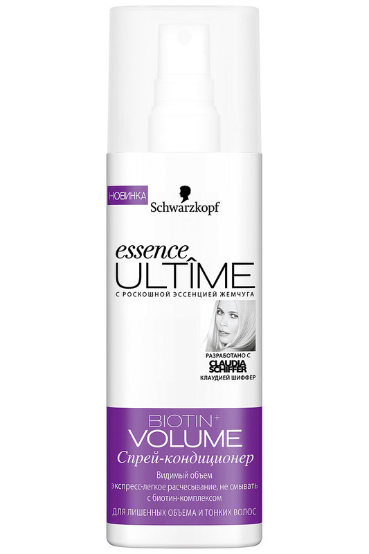 Спрей-кондиционер BiotinVolume Essence Ultime