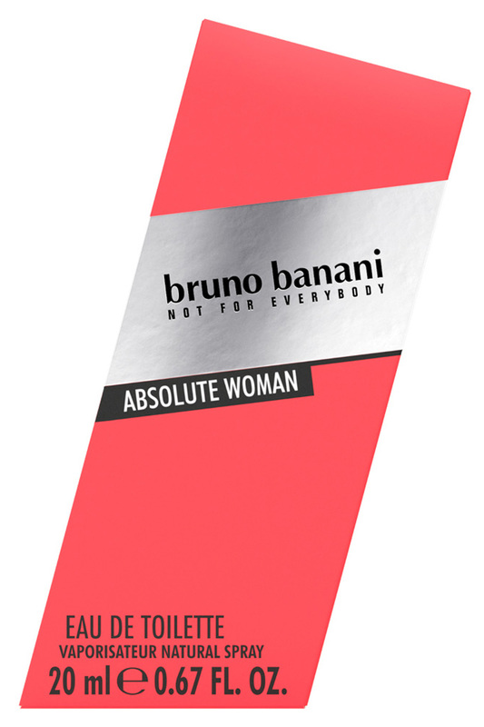 Absolute Woman EDT 20 мл Bruno Banani Absolute Woman EDT 20 мл energizing woman edt 30 мл mexx energizing woman edt 30 мл
