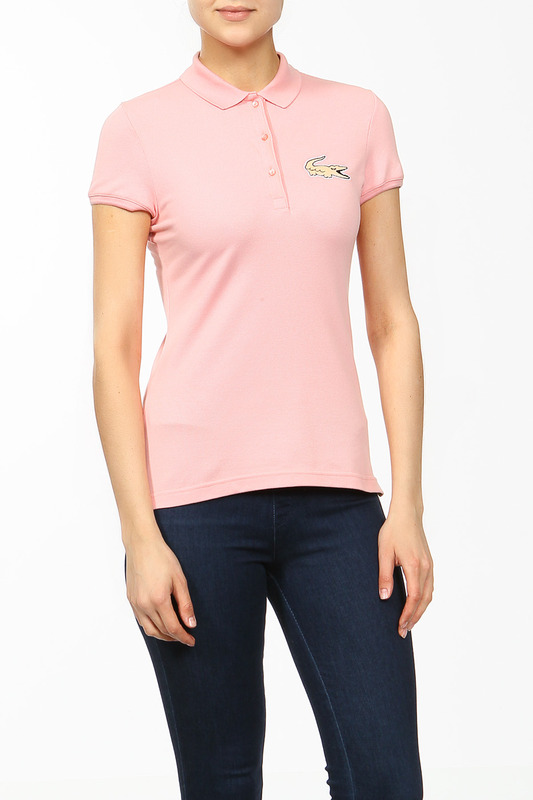 Поло LacosteПоло<br><br>Размер INT: M<br>Размер RU: M<br>brand_id: 1328<br>category_str_var: Odezhda-zhenskaia-polo<br>category_url: Odezhda/zhenskaia/polo<br>is_new: 0<br>param_1: None<br>param_2: None<br>season_autumn: 0<br>season_spring: 0<br>season_summer: 1<br>season_winter: 0<br>Возраст: Взрослый<br>Пол: Женский<br>Стиль: None<br>Тэг: None<br>Цвет: Розовый<br>custom_param_1: None<br>custom_param_2: None