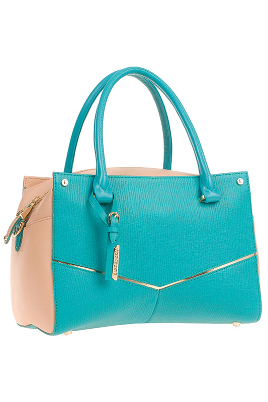 Сумка Eleganzza Z-1498339 TURQUOISE/L.PINK