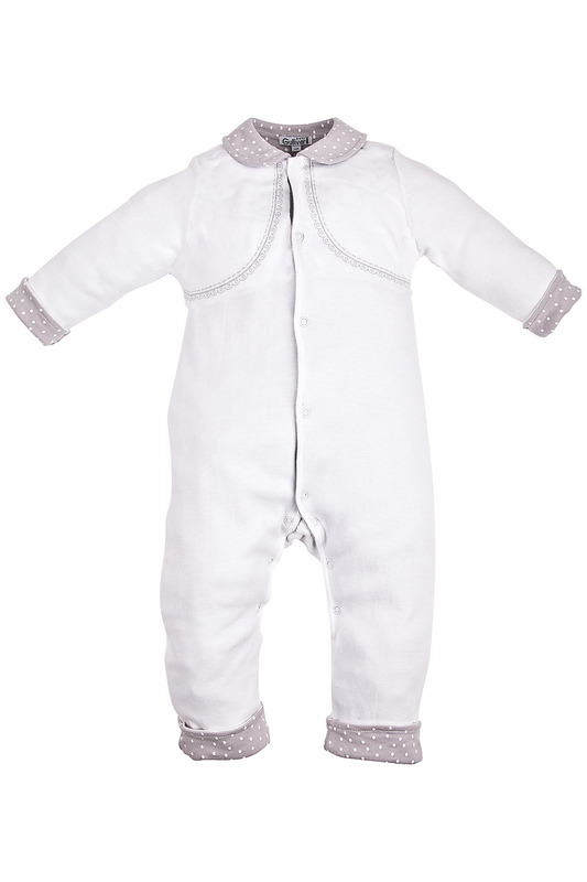 Комбинезон Gulliver BabyКомбинезон<br><br>Размер INT: 18<br>Размер RU: 18<br>brand_id: 34675<br>category_str_var: Odezhda-detskoe-bele-polzunki<br>category_url: Odezhda/detskoe-bele/polzunki<br>is_new: 0<br>param_1: None<br>param_2: None<br>season_autumn: 1<br>season_spring: 1<br>season_summer: 0<br>season_winter: 0<br>Возраст: Детский<br>Пол: Женский<br>Стиль: None<br>Тэг: None<br>Цвет: Белый<br>custom_param_1: None<br>custom_param_2: None