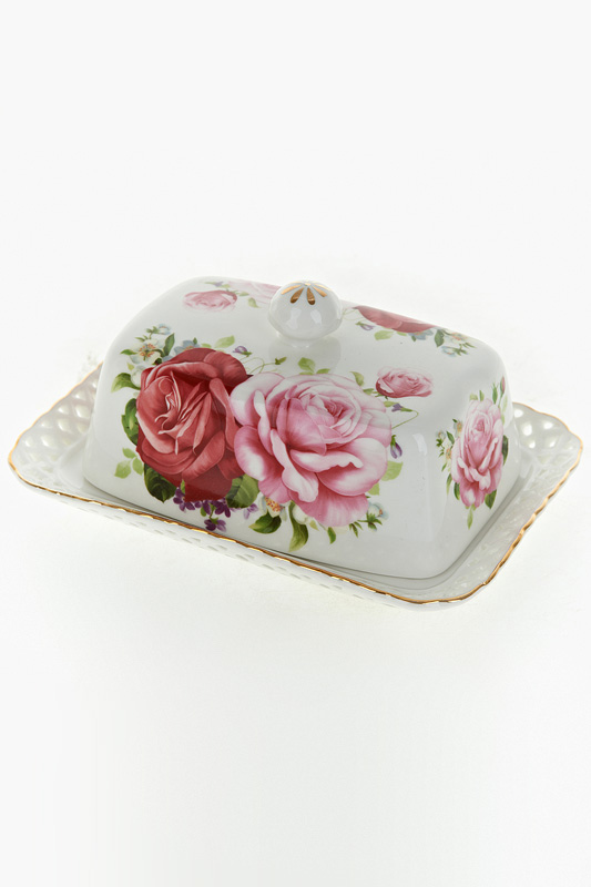 Масленка 17х12х7,5 см Best Home Porcelain Масленка 17х12х7,5 см