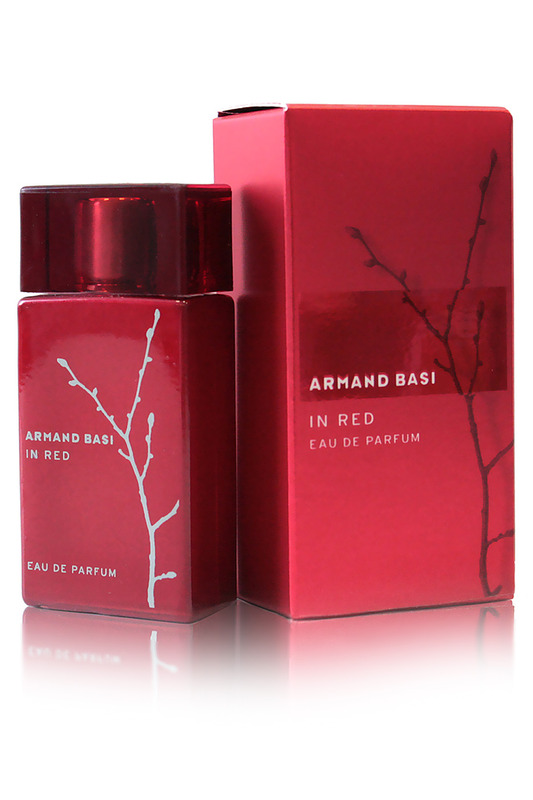 Парфюмерная вода In Red 30 мл Armand Basi 94008B
