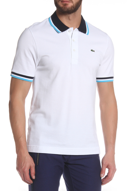 Поло LacosteПоло<br><br>Размер RU: T7<br>brand_id: 1328<br>category_str_var: Odezhda-muzhskaia-polo<br>category_url: Odezhda/muzhskaia/polo<br>is_new: 0<br>param_1: 1<br>param_2: None<br>season_autumn: 1<br>season_spring: 1<br>season_summer: 1<br>season_winter: 1<br>Возраст: Взрослый<br>Пол: Мужской<br>Стиль: None<br>Тэг: None<br>Цвет: Белый,синий,черный<br>custom_param_1: None<br>custom_param_2: None<br>Школьная форма: None