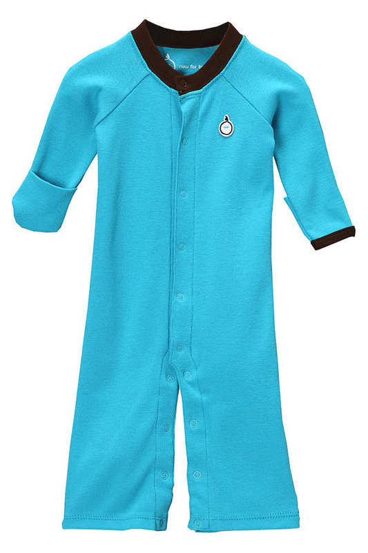 Комбинезон NEW FOR BABY SKY BLUE PLAYSUIT