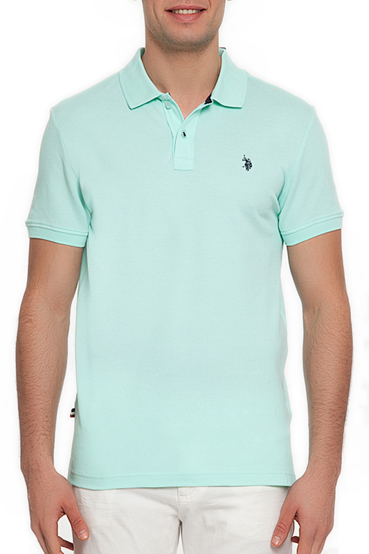Мужские поло U.S. Polo Assn. G081CS011P63TP04I14