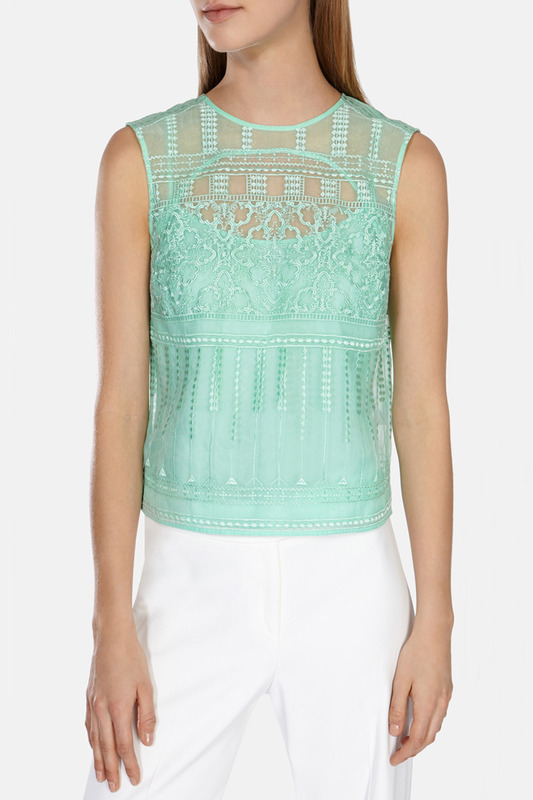 Karen Millen ��� TV284GREEN