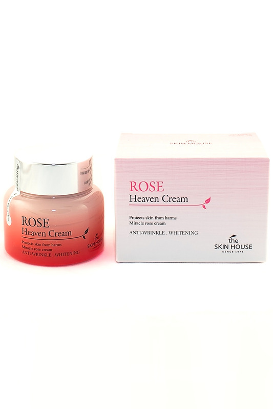 Крем ROSE HEAVEN 50 мл The Skin House Крем ROSE HEAVEN 50 мл biotherm крем для лица blue therapy accelerated 50 мл