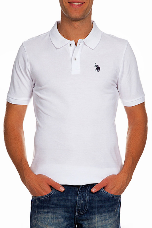 Футболка U.S. Polo Assn. Футболки без рисунка G081CS011P50TP04