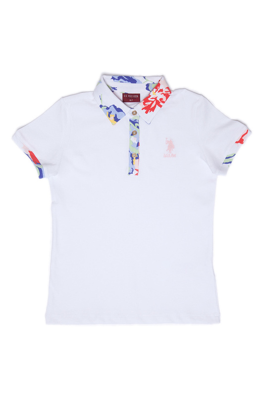 Футболка-поло U.S. Polo Assn.Футболка-поло<br><br>Размер INT: 4-5<br>Размер RU: 4-5<br>brand_id: 43575<br>category_str_var: Odezhda-odezhda-dlja-devochek-futbolki<br>category_url: Odezhda/odezhda-dlja-devochek/futbolki<br>is_new: 0<br>param_1: None<br>param_2: None<br>season_autumn: 1<br>season_spring: 1<br>season_summer: 1<br>season_winter: 1<br>Возраст: Детский<br>Пол: Женский<br>Стиль: None<br>Тэг: None<br>Цвет: By0001 белый<br>custom_param_1: None<br>custom_param_2: None