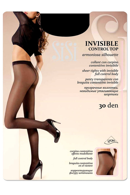 SISI �������� 30 den ������-��� INVISIBLE CONTROL TOP 30