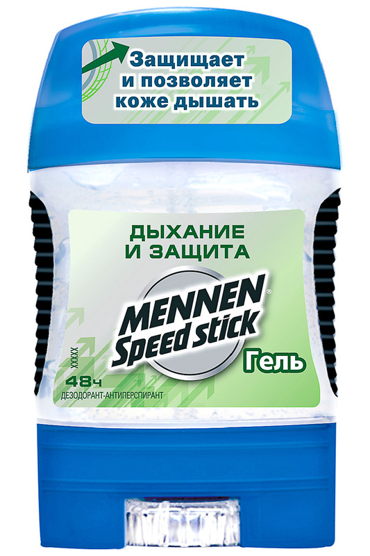 Дезодорант-гель MENNEN SPEED STICK85 грамм