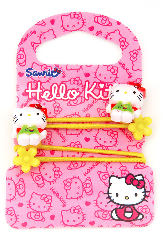 Резинка 2 шт. Hello Kitty