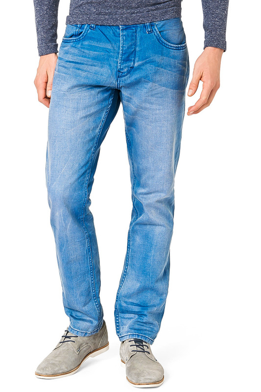 Джинсы Josh Regular Slim Tom Tailor