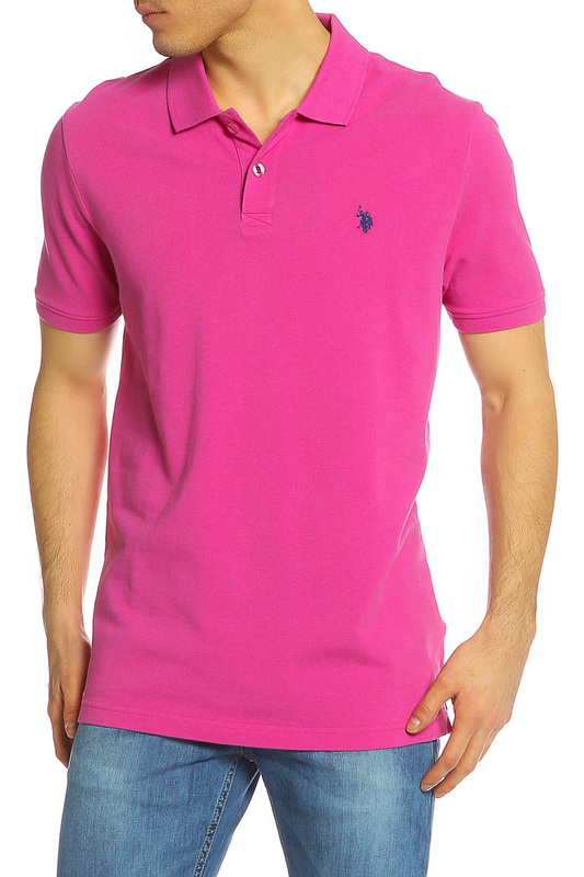 Футболка U.S. Polo Assn.Футболка<br><br>Размер INT: 4XL<br>Размер RU: 4XL<br>brand_id: 43575<br>category_str_var: Odezhda-muzhskaia-polo<br>category_url: Odezhda/muzhskaia/polo<br>is_new: 0<br>param_1: None<br>param_2: None<br>season_autumn: 0<br>season_spring: 0<br>season_summer: 1<br>season_winter: 0<br>Возраст: Взрослый<br>Пол: Мужской<br>Стиль: None<br>Тэг: None<br>Цвет: 973 розовый<br>custom_param_1: None<br>custom_param_2: None