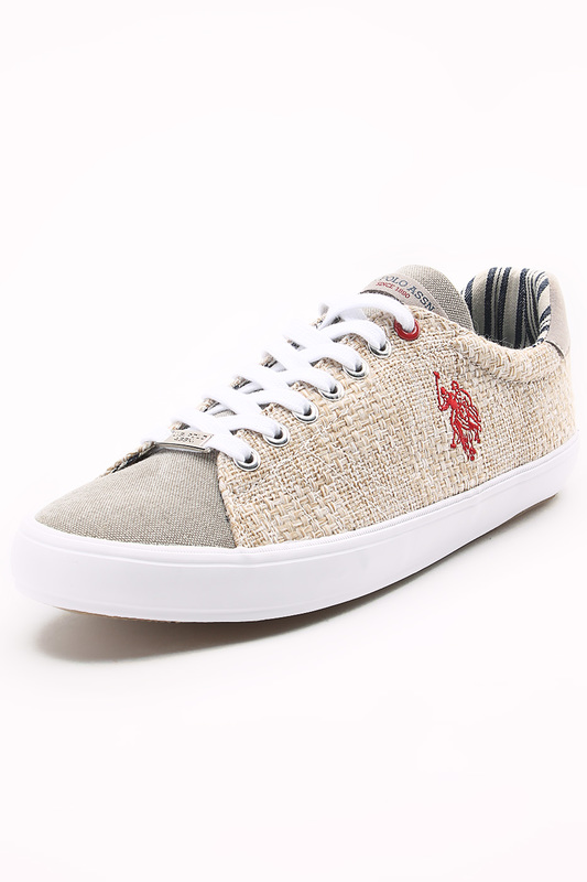 Женские кроссовки U.S. Polo Assn. S082SZ033ITLYY6LEIGH NATURAL