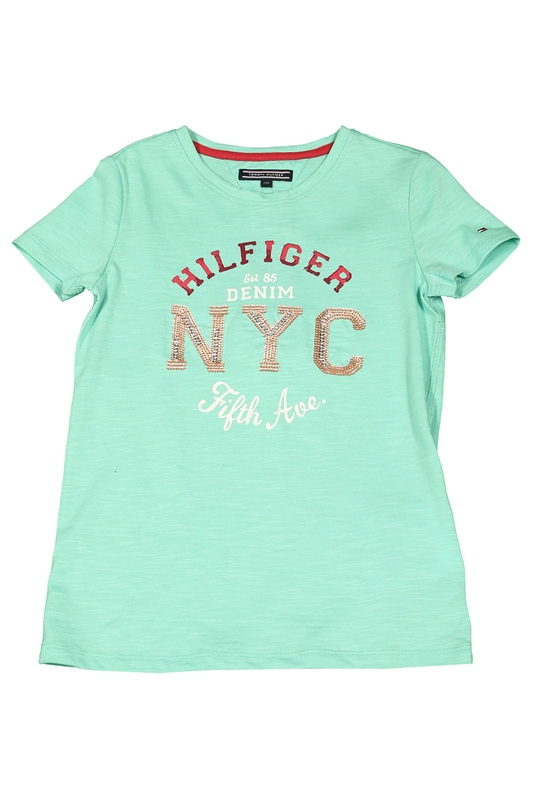 Футболка Tommy Hilfiger kidsФутболка<br><br>Размер INT: 10<br>Размер RU: 140<br>brand_id: 28486<br>category_str_var: Odezhda-odezhda-dlja-devochek-futbolki<br>category_url: Odezhda/odezhda-dlja-devochek/futbolki<br>is_new: 0<br>param_1: None<br>param_2: None<br>season_autumn: 0<br>season_spring: 0<br>season_summer: 1<br>season_winter: 0<br>Возраст: Детский<br>Пол: Женский<br>Стиль: None<br>Тэг: None<br>Цвет: Зеленый<br>custom_param_1: None<br>custom_param_2: None