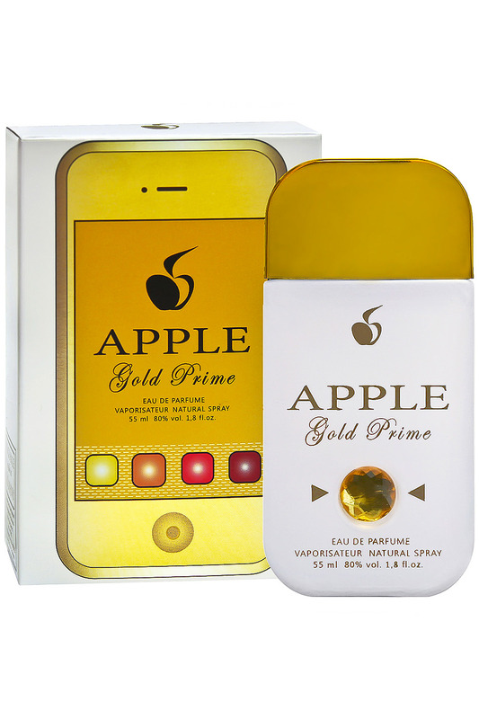 Apple Gold Prime 55 мл APPLE PARFUMS Apple Gold Prime 55 мл apple