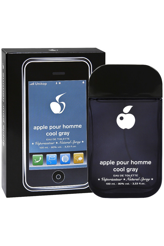 Apple Homme Cool Grey 100 мл APPLE PARFUMS Apple Homme Cool Grey 100 мл