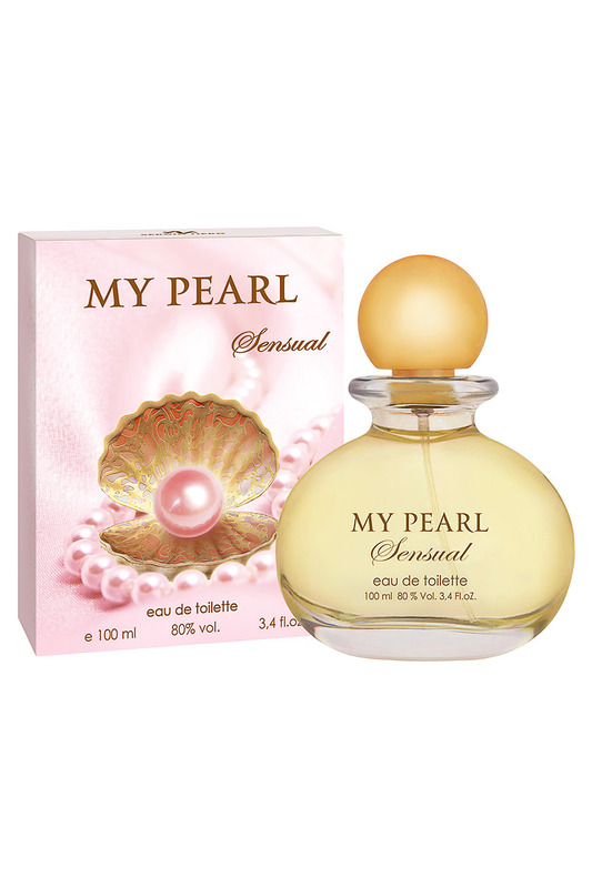 My Pearl sensual 100 мл SERGIO NERO My Pearl sensual 100 мл шапка orby