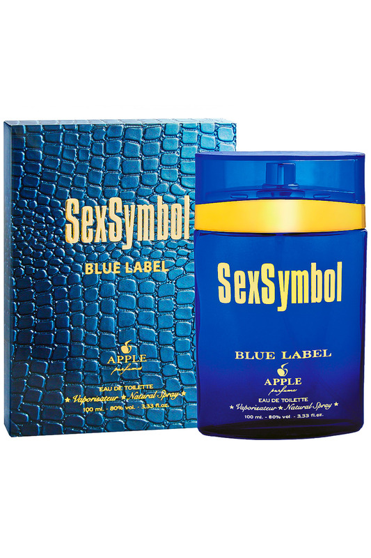 Sex Symbol Blue Label 100 мл APPLE PARFUMS