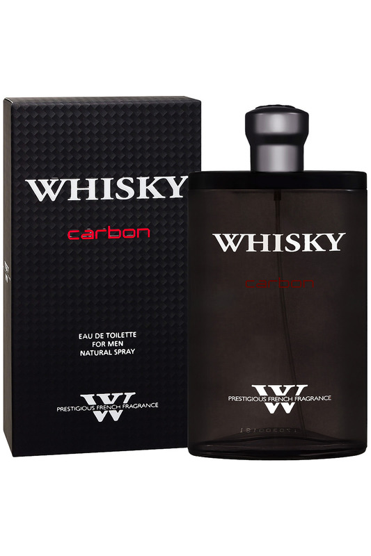 Whisky Premium Carbon 90 мл PARFUMS EVAFLOR Whisky Premium Carbon 90 мл snickers trussardi collection кроссовки на танкетке платформе