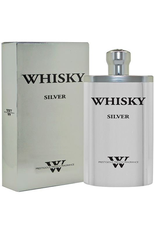 Whisky Silver 90 мл PARFUMS EVAFLOR Whisky Silver 90 мл пальто dewberry пальто классические