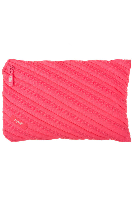 Пенал-сумочка NEON JUMBO POUCH ZIPIT Пенал-сумочка NEON JUMBO POUCH outdoor military admin pouch tactical pouch multi medical kit bag utility pouch for camping walking hunting