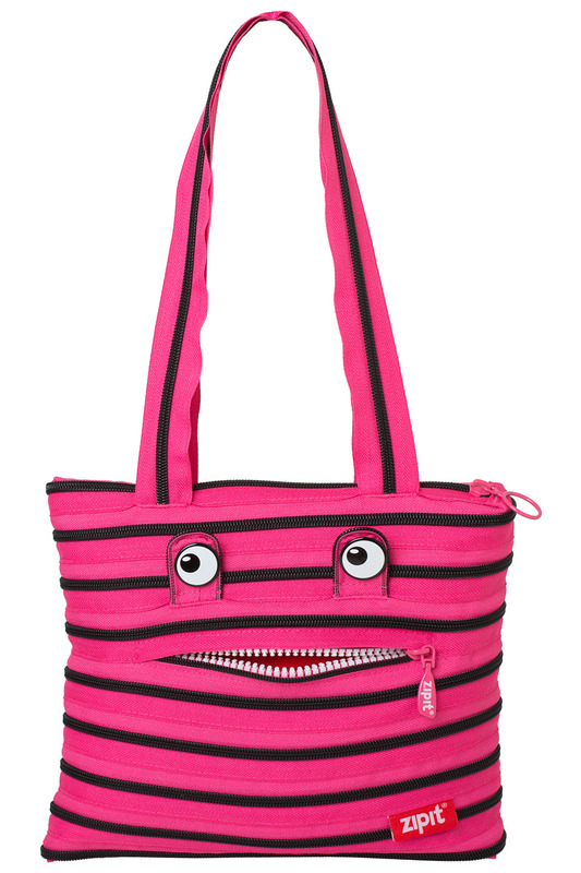 Сумка Monster Tote/Beach Bag ZIPIT Сумка Monster Tote/Beach Bag джемпер s