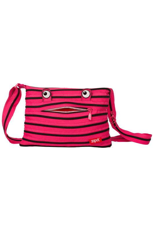 Сумка Monster Shoulder Bag ZIPIT Сумка Monster Shoulder Bag сумка medium shoulder bag zipit сумка medium shoulder bag