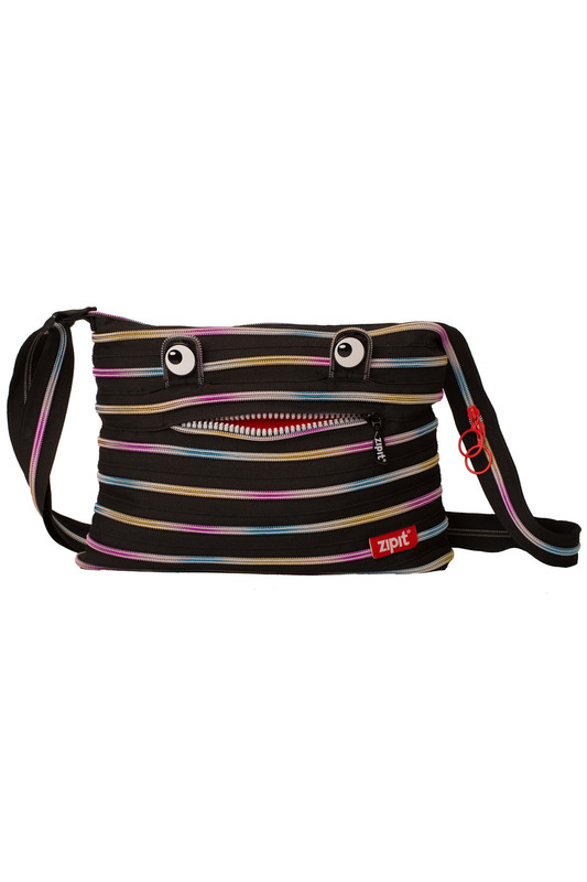 Сумка Monster Shoulder Bag ZIPIT Сумка Monster Shoulder Bag штаны monster high
